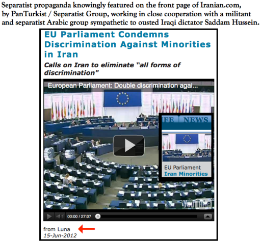 Discrimination against minorities in Iran