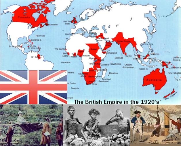 British Colonialism