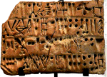 Elamites in southwestern Iran were the first known ancestors of the Iranians. Their language had no relationship to Sumerian, Semitic or Indo-European languages and it is only partly understood by scholars. In the 3rd millennium BC, writing in Elamite was done using a semi-pictographic script, inscribed on clay tablets. This writing system, called Proto-Elamite, had more than 1,000 signs, that has yet to be deciphered. During the 3rd millennium BC a new writing system, based on Proto-Elamite, came along. This system, possibly of a syllabic nature, is known as Linear Elamite. It is also un-deciphered by modern scholars. During Elamite's second historical period, cuneiform was introduced. Elamite used 130 symbols, which was more effective than other cuneiform writing systems. This writing system would also be used in the third historical period.