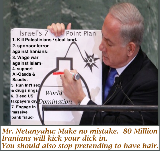 Netanyahu UN Speech United Nations Iran Nuclear War Attack Enrichment