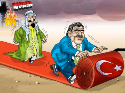Turkey Carrying Water for Wahabi-Saudi Terror Financiers in Syria